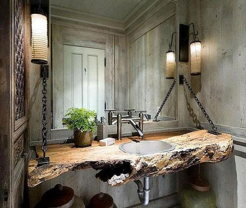 Salle De Bains En Bois 5 Inspirations Pour Une Deco Zen