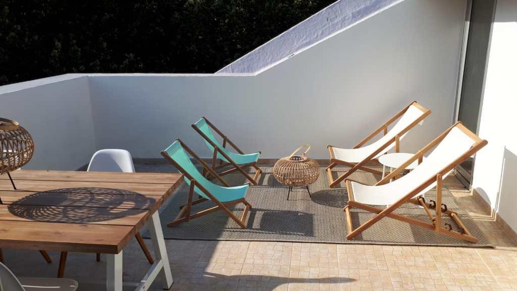 Appartement avec terrasse à Lisbonne
