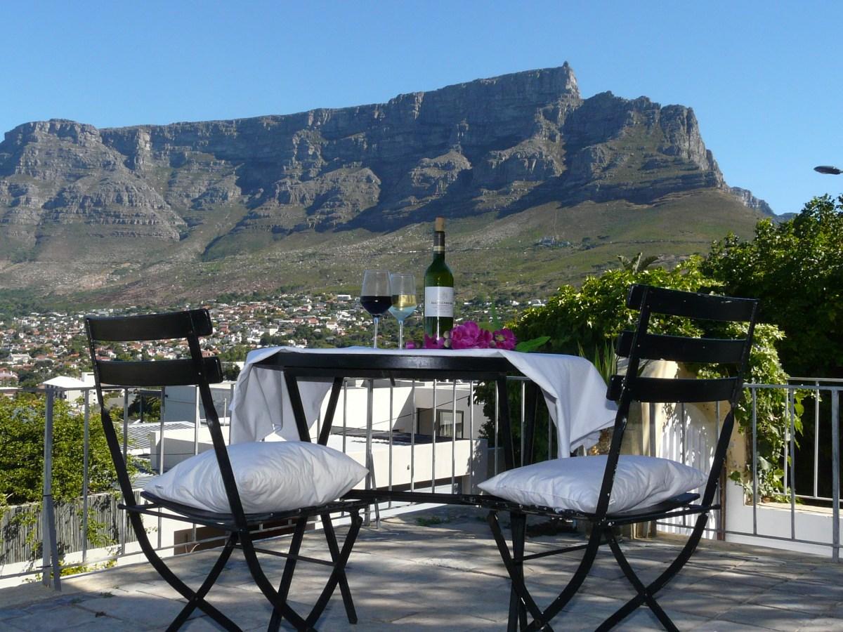 Hospedagem na Africa do Sul
