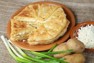 Placinte - comida tipica da Moldávia