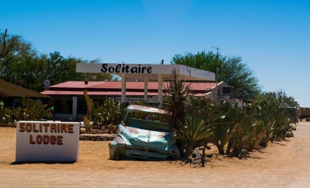 viajar e dirigir carro Namíbia