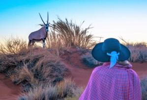 viajar Namibia