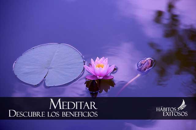 Beneficios y mitos acerca de la meditación - Habitos Exitosos