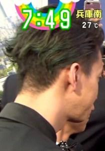 大倉くん髪型