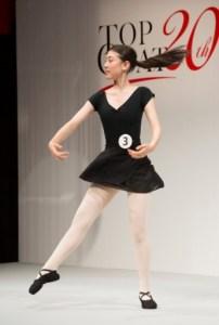 水上京香さんバレエ