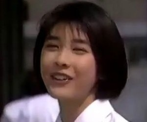 竹内結子さんデビュー当時