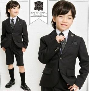 入園式 男子 服
