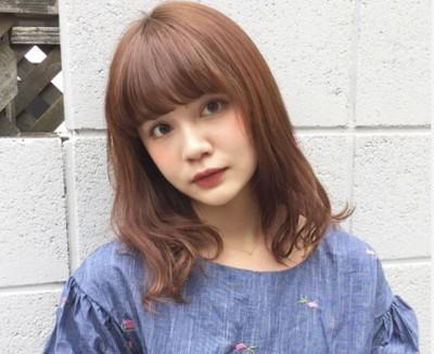 村田倫子 セミロング