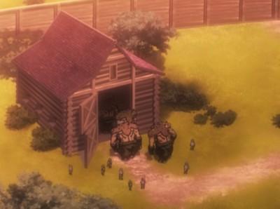 オーガの小屋