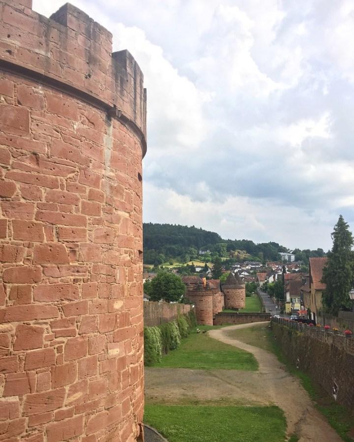 More Medieval walls!