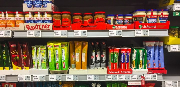 German Grocery Store Gift Guide Habits Of A Travelling Archaeologist