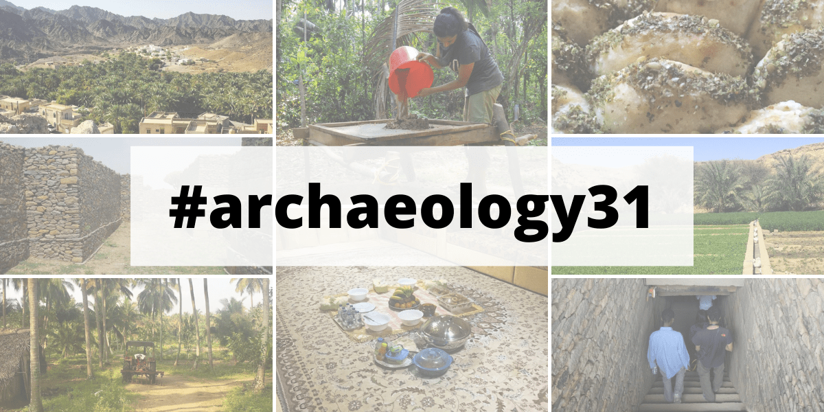 #archaeology31 2021 Photo Challenge Summary