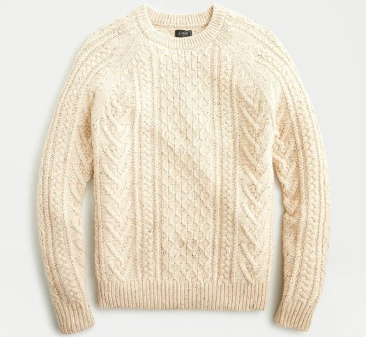 Habitually Chic® » Chris Evans' Internet Obsessed Sweater