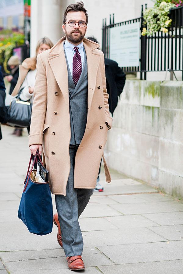 Habitually Chic Chic On The Street Mens Fashion Week 2015