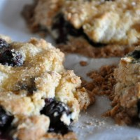 Big Sur Bakery Blueberry Scones