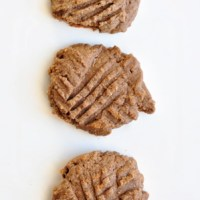 How to Have Your Cookies and Eat Them, Too: Teff Peanut Butter Cookies