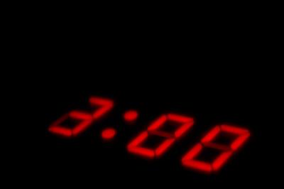 Insomnie à 3H du matin