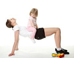 Fitness en famille