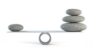 Equilibre avec moins