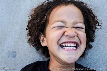 méditation enfant pour gérer les émotions