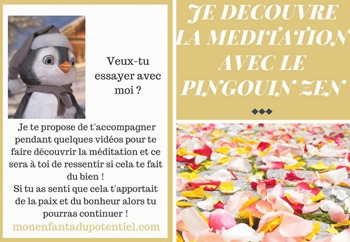 meditation developper potentiel enfants