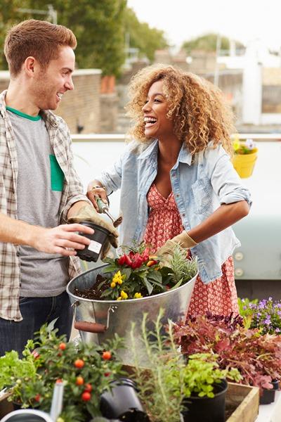 cultiver et partager la passion du jardinage