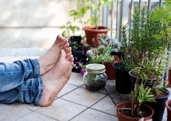 le jardinage urbain un moment de détente