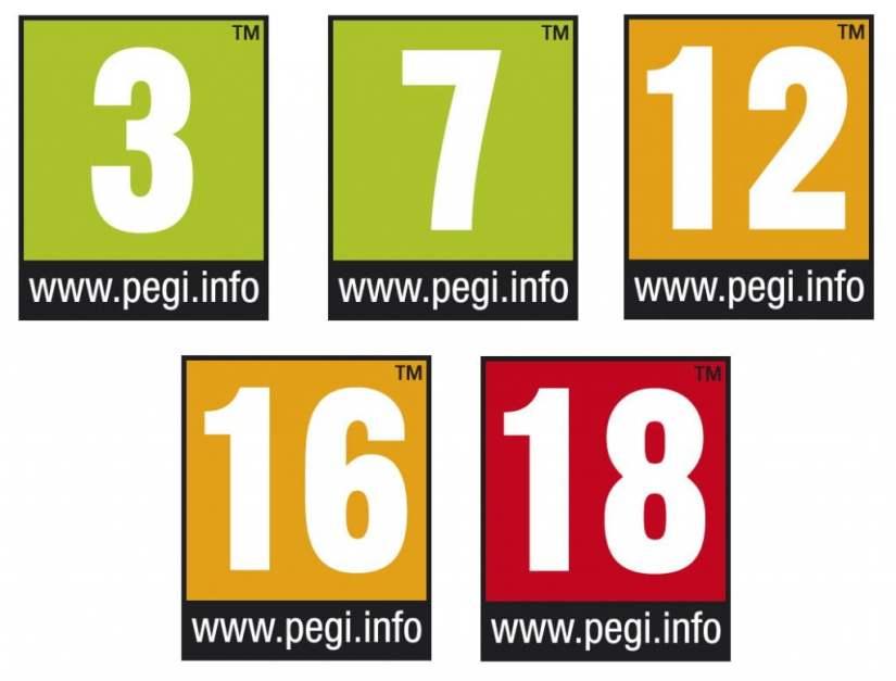 Clasificación PEGI para videojuegos