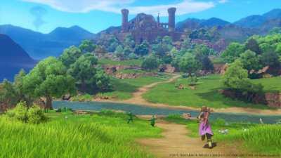 Juegos RPG - Dragon Quest