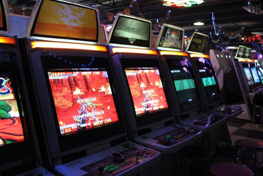 Juegos Arcade Antiguos Un Repaso A La Historia Hablamos De Gamers