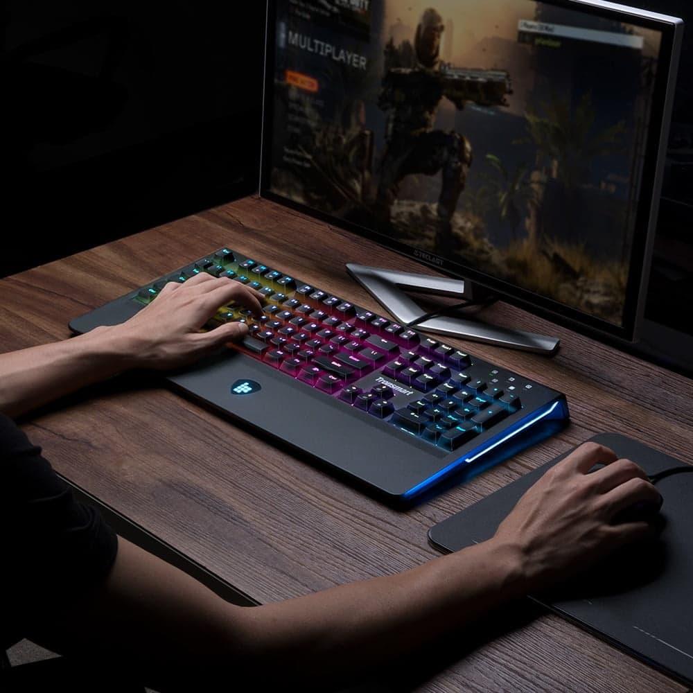 Precio teclado gamer