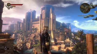Juegos RPG - The Witcher