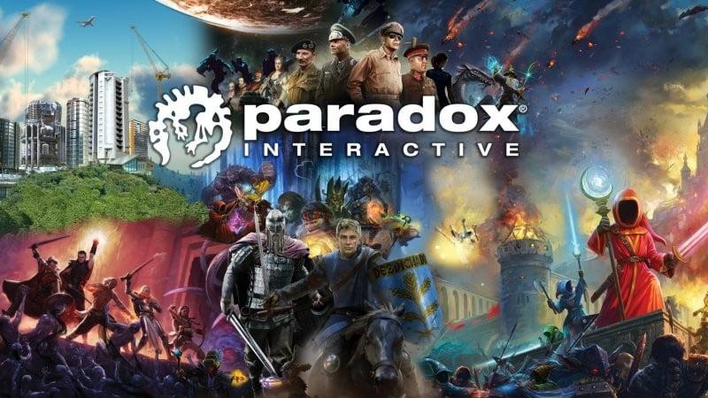 Paradox Interactive juegos históricos juegos de estrategia