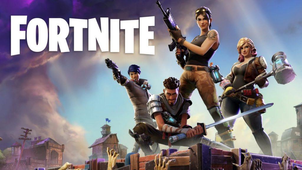 Actualización 5.21 Fortnite