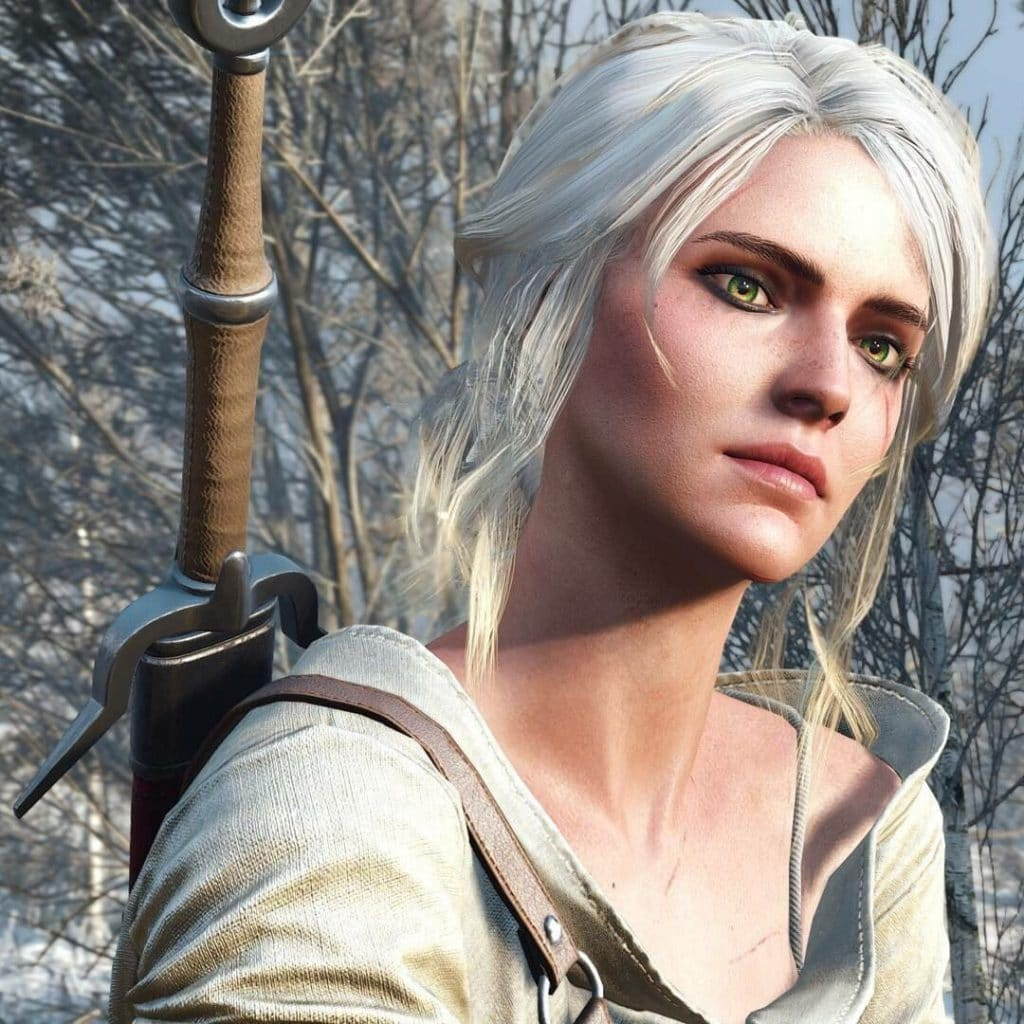 Ciri The Witcher Netflix
