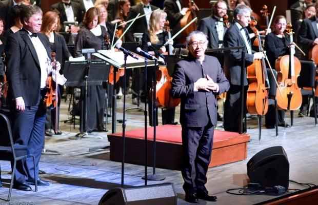 Nobuo Uematsu orquesta