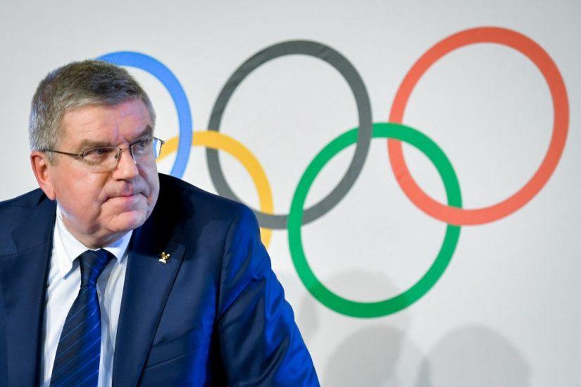 Thomas Bach eSports Olímpicos