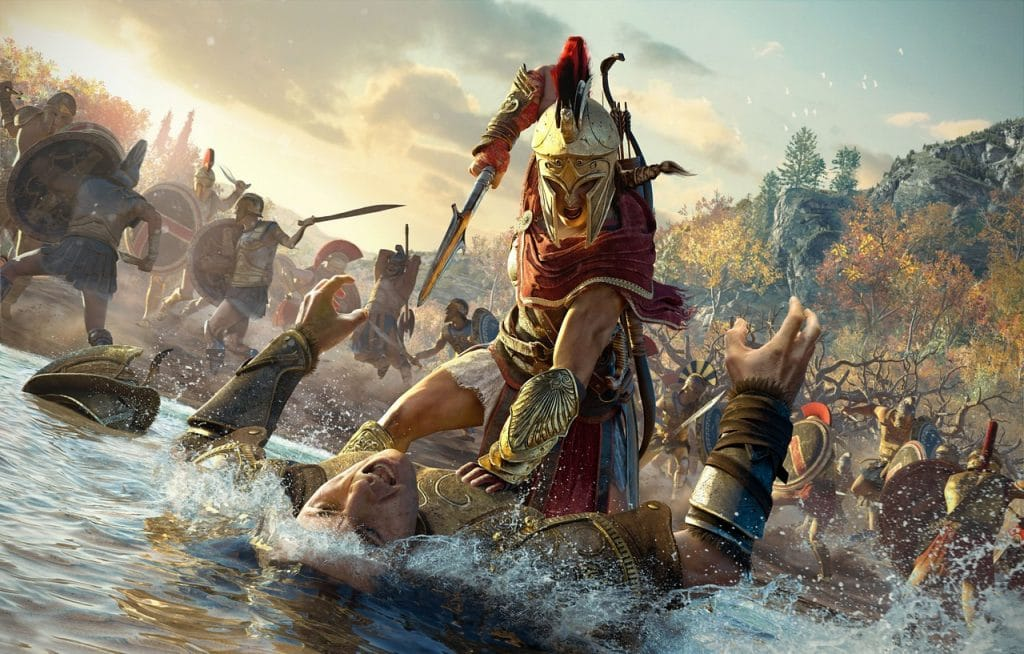 Análisis del Assassin's Creed Odyssey Ubisfot estreno Battle Royale