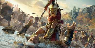 Analysis of the Assassin's Creed Odyssey Ubisfot premiere Battle Royale