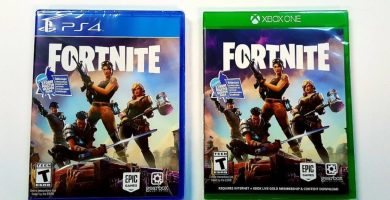 Fortnite edición física fortnite PS4 fortnite Xbox