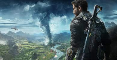 Just Cause 4 and your new trailer