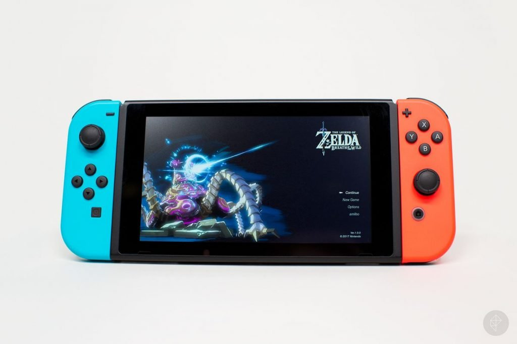 Nintendo Switch Zelda Nintendo
