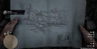 Red Dead Redemption 2 sendero venenoso