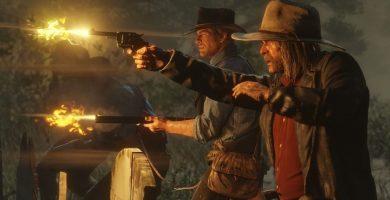 Red Dead Redemption 2 más vendido en Reino Unido