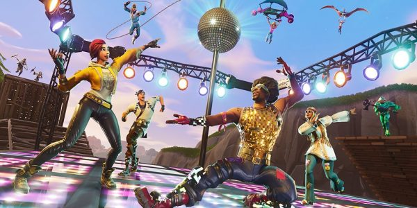 dominacion disco nuevo modo en fortnite temporada 6