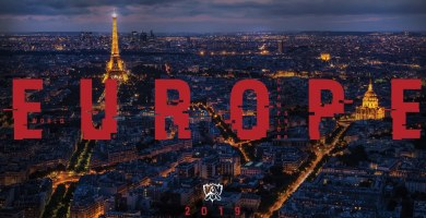 Europa recibirá Worlds 2019
