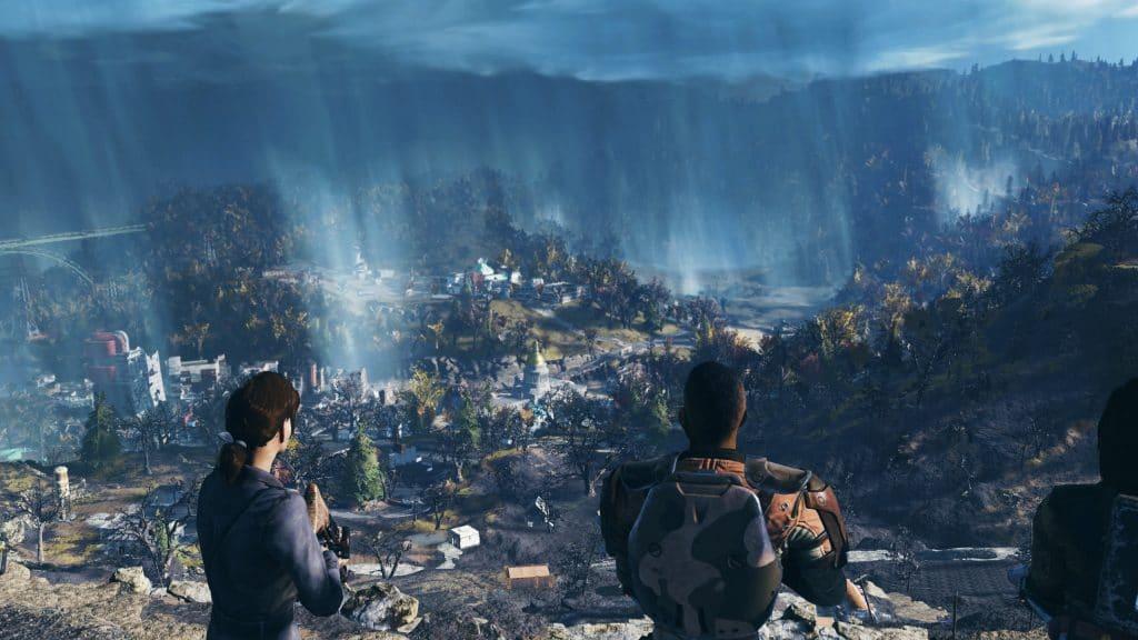 Fallout 76 Actualizaciones programadas, primer parche el 19 de noviembre