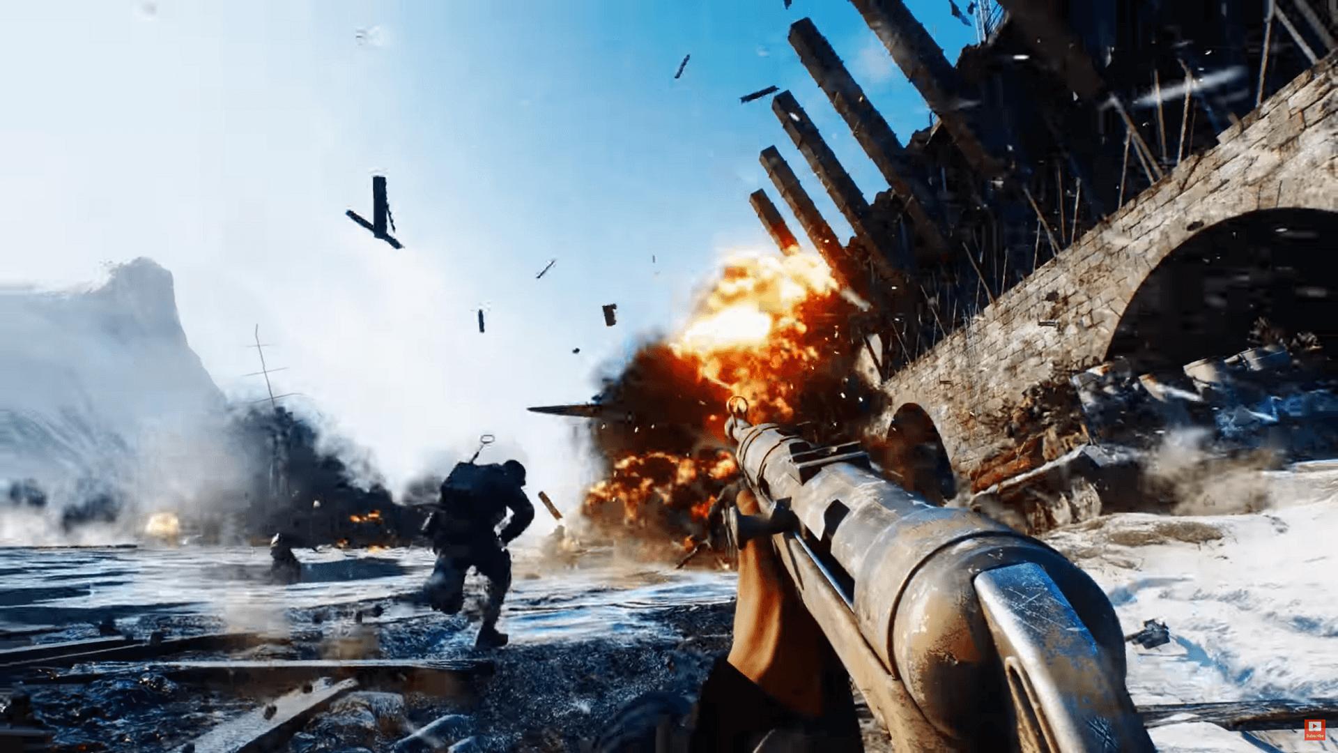 Battlefield 5: Panzerstorm gratis y primeras fechas del capítulo de Tides of War