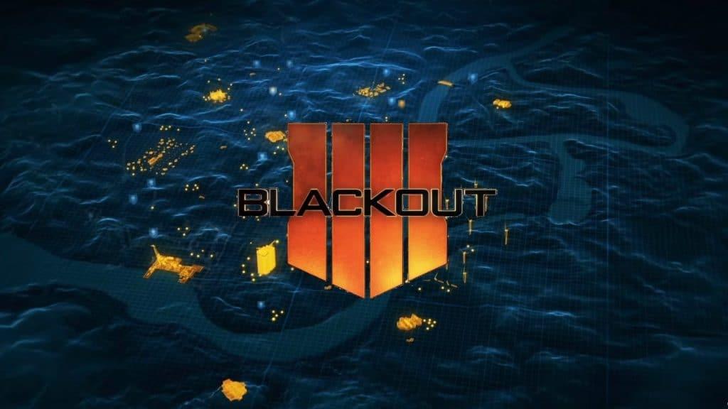 Black Ops 4 Blackout Treyarch está probando un cambio importante en el mapa