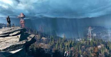 Fallout 76 Fly Exploit bug